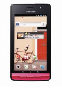 LUMIX Phone P-02D