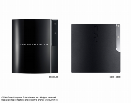 「PLAYSTATION 3」と「PlayStation 3」