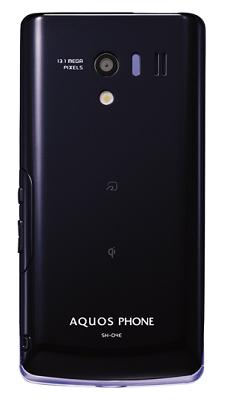 SAQUOS PHONE EX SH-04E