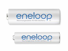 三洋電機「eneloop」