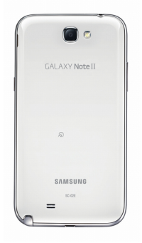 GALAXY Note II SC-02E