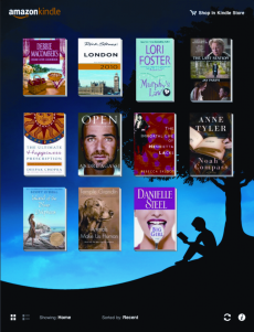 Kindle App for iPad