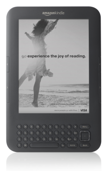 Kindle with Special Offers