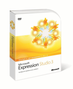Microsoft Expression 3