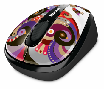 Wireless Mobile Mouse 3500 Artist Edition